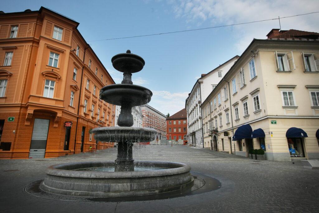 Ljubljana - novi trg